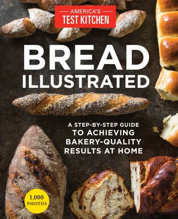 Bread Illustrated cover